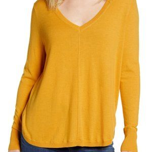 Caslon V Neck Sweater